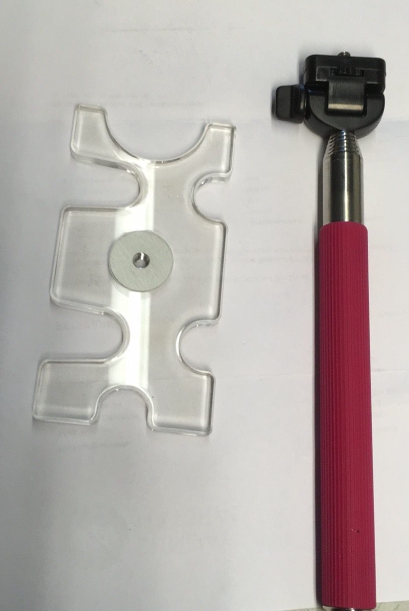 Pool Tools Telescopic Rest